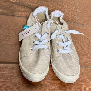 NEW Tommy Bahama material shoes 7,5 womens